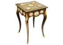 19th Century Boulle side table.