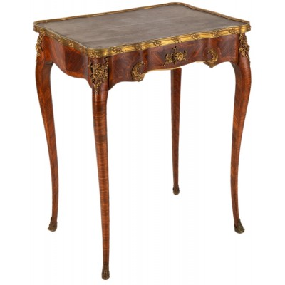 Louis XVI style Ladies desk, after Francoise Linke, 19th Century.